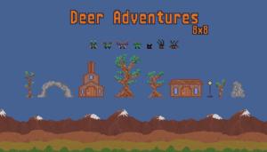 Deer Adventure Title Image